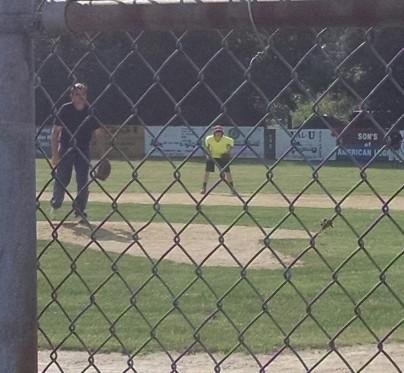 big ball 2nd baseman